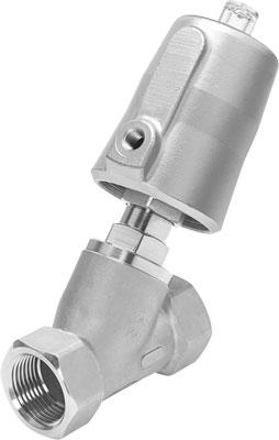 Седельный клапан Festo VZXF-L-M22C-M-B-N1-240-M1-V4V4T-80-22
