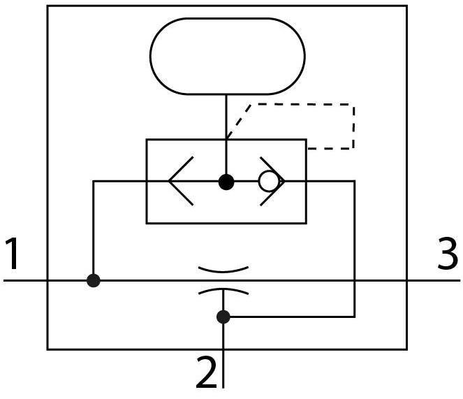 Эжектор базовый вакуумный пневматический Festo 532625 VN-05-N-I3-PQ2-VQ2-A пневмосхема