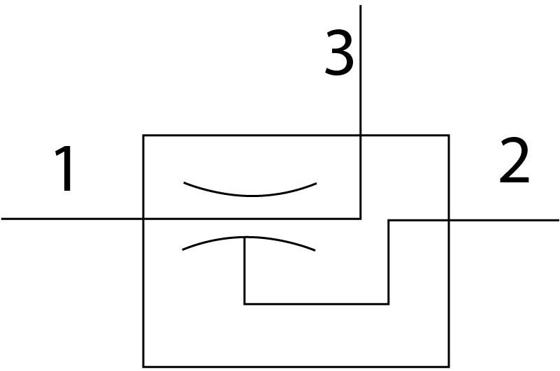 Эжектор базовый вакуумный пневматический Festo 526111 VN-07-M-T2-PI2-VI2-RI2 пневмосхема