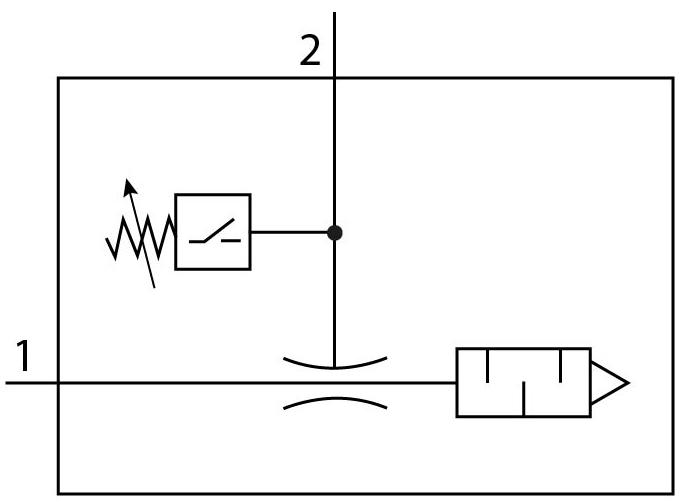 Эжектор базовый вакуумный пневматический Festo 536802 VN-07-L-T4-PQ2-VQ2-O1-P пневмосхема