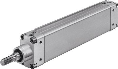 Плоский цилиндр Festo DZH-63-PPV-A