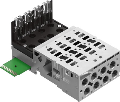 Монтажная плита Festo VMPA14-AP-4-1-Eмм-8