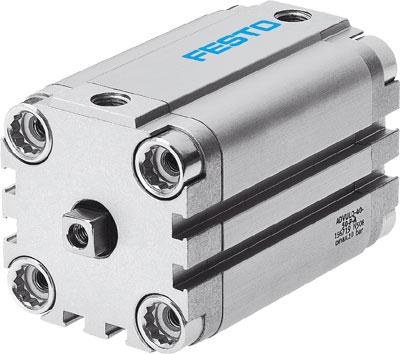 Компактный цилиндр Festo ADVULQ-50-P-A-S6