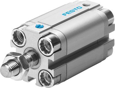 Компактный цилиндр Festo AEVU-16-A-P-A-S6