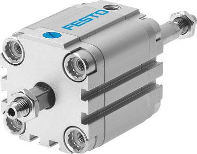 Компактный цилиндр Festo AEVULQ-32-A-P-A-S20