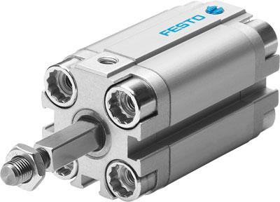 Компактный цилиндр Festo AEVULQZ-20-25-A-P-A