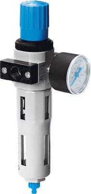 Фильтр-регулятор давления Festo LFR-1-D-7-MAXI-A-NPT
