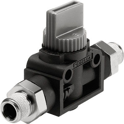 Отсечной клапан Festo HE-3-1/4-1/4-NPT-U