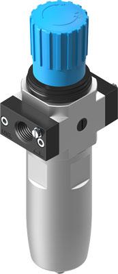 Фильтр-регулятор давления Festo LFR-N1/4-D-5M-O-MIDI-T3-EX4