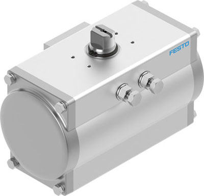 Неполноповоротный привод Festo DFPD-120-RP-180-RD-F0507