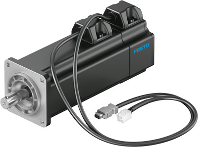 Серводвигатель Festo EMMB-AS-60-04-K-SB