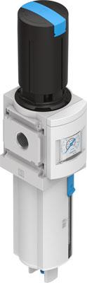 Фильтр-регулятор давления Festo MS6N-LFR-1/4-D7-EUM-AS