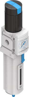 Фильтр-регулятор давления Festo MS4N-LFR-1/4-D7-CUM-AS