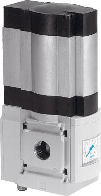 Электрический регулятор давления Festo MS6N-LRE-1/4-D7-PU