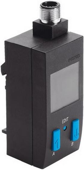 Датчик давления Festo SDE1-V1-G2-W18-L-PI-M12