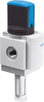 Отсечной клапан Festo MS6N-EM1-1/2-S