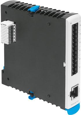 Входной модуль Festo CECX-E-6E-T-P2