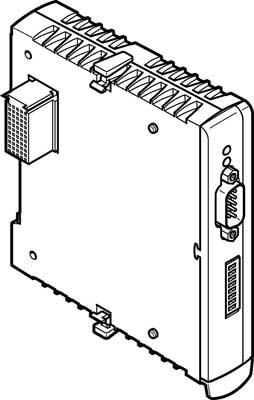 Шинный интерфейс Festo CECX-F-PB-S-V1