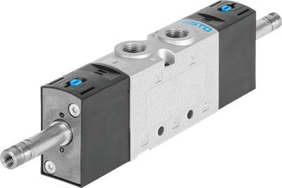 Распределитель с электроуправлением Festo VUVS-L20-P53U-MD-N18-F7