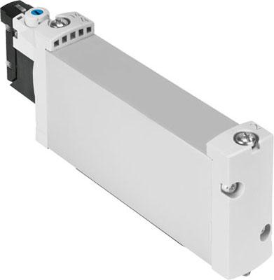 Распределитель с электроуправлением Festo VUVG-B18-M52-MZT-F-1H2L-W1