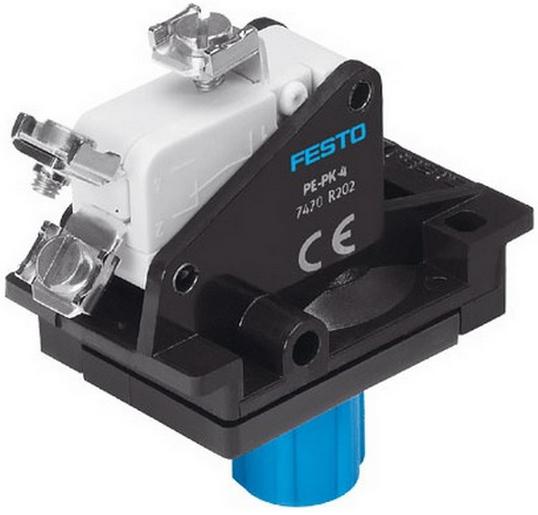 Пневмоэлектрический преобразователь Festo PE-PK-4