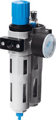 Блок подготовки воздуха Festo FRC-3/4-D-5M-MIDI-A-MPA