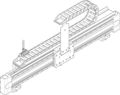 Модуль перемещения Festo EHMY-LP-EGC-160-TB-HD