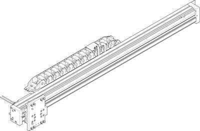 Модуль перемещения Festo EHMZ-EGC-80-BS-KF