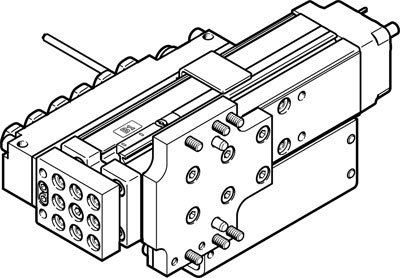 Модуль перемещения Festo EHMZ-EGSL-35-BS-KF
