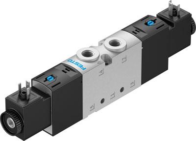 Распределитель с электроуправлением Festo VUVS-LT20-B52-D-G18-F7-1C1