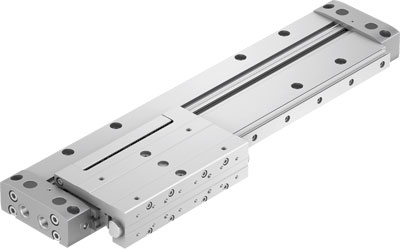 Линейный привод Festo DLGF-KF-40-600-PPSA