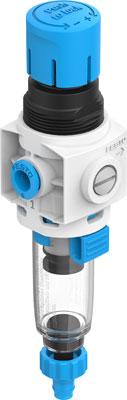Фильтр-регулятор давления Festo MS2-LFR-QS6-D6-A8-C-M-B