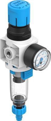 Фильтр-регулятор давления Festo MS2-LFR-M5-D6-AR-BAR-C-M-B