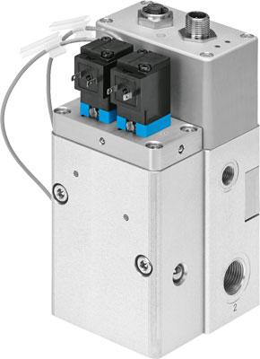 Клапан Festo VPCB-6-L-8-G38-10-F-D3-T22-M