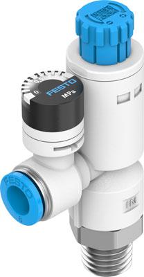 Регулятор давления Festo VRPA-LM-R18-Q6