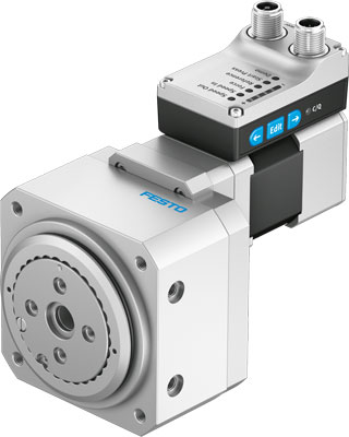 Поворотный привод Festo ERMS-25-90-ST-M-H1-PLK-AA