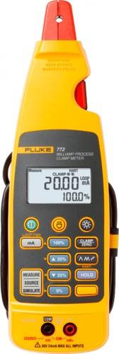 Калибратор-мультиметр Fluke 772 с клещами 3362352