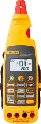 Калибратор-мультиметр Fluke 773 с клещами 3362365