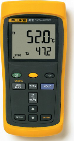 Термометр Fluke 52 II 1281139