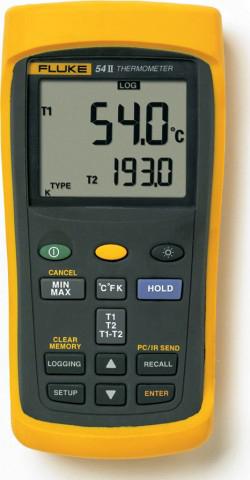 Термометр Fluke 54 II 3821081