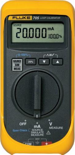 Калибратор петли тока Fluke 705 665091