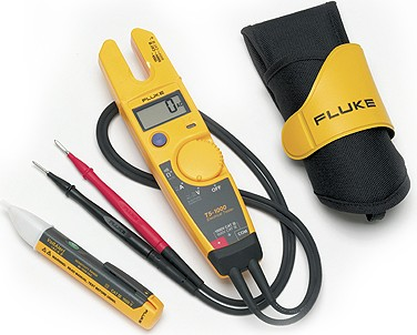 Клещи токоизмерительные Fluke T5-H5-1AC II Kit