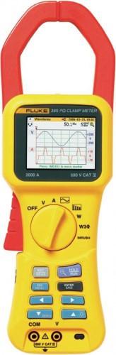 Клещи для измерения качества электроэнергии Fluke 345 2584181