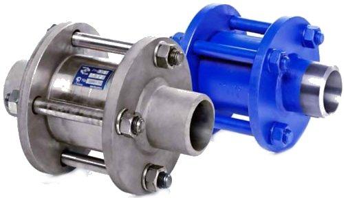 Клапан обратный под приварку из углеродистой стали  Фобос  ФБ41-220-150-000-01  PN40 DN150