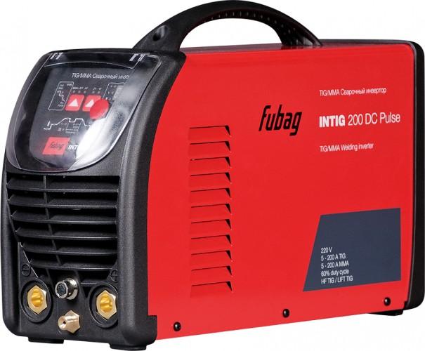Аппарат аргонно-дуговой сварки Fubag INTig 200 DC Pulse 68 439.2