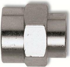 Переходник Fubag 180240B F1/4-F3/8 цилиндр. муфта(1226/5)