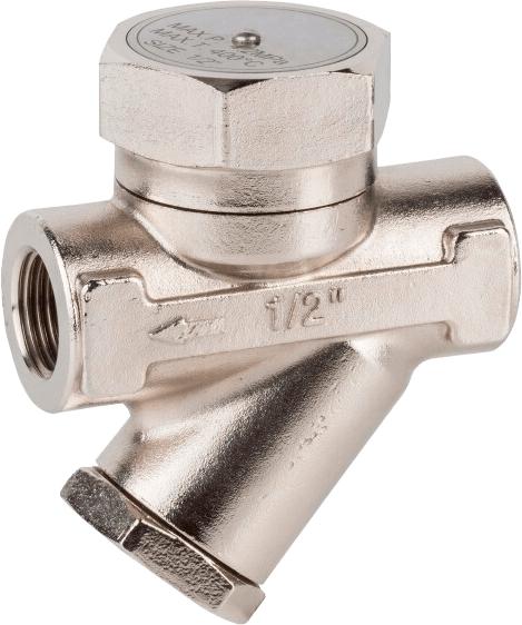Конденсатоотводчик термодинамический с фильтром Genebre 2282 06