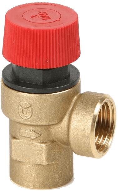 Предохранительный мембранный клапан В-В резьба Genebre 3179 04