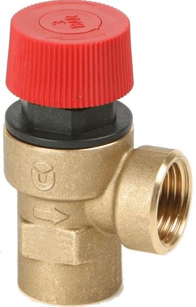 Предохранительный мембранный клапан В-В резьба Genebre 3189 04