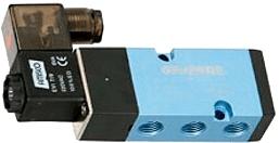 Соленоидный электромагнитный клапан типа